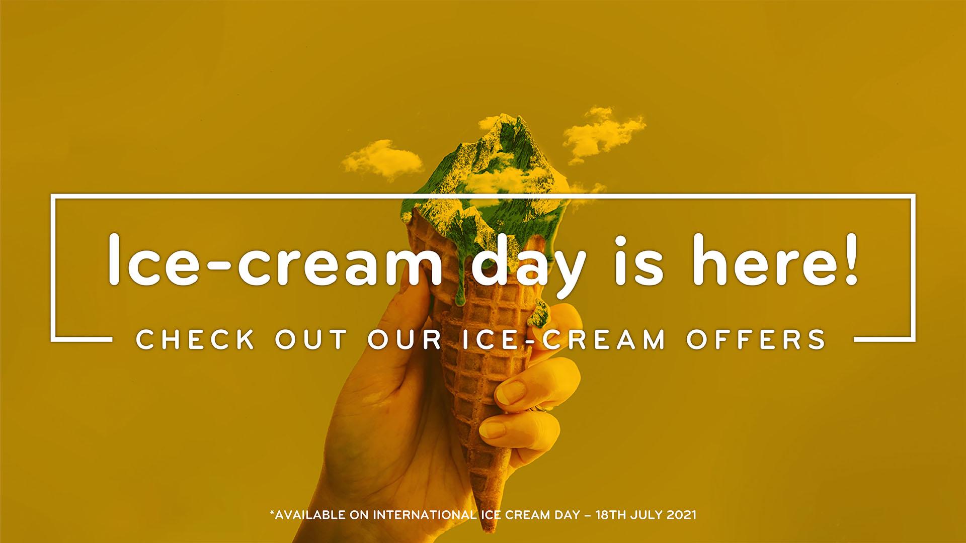 Ice-Cream Day